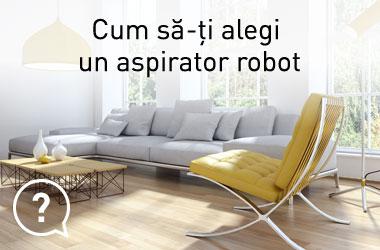Jak si vybrat robotický vysavač